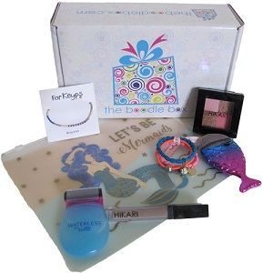 girls subscription box summer mermaids coupon discount