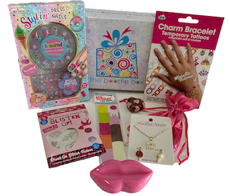 girls subscription box holiday valentines gift coupon discount