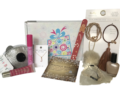 girls subscription box holiday gift coupon discount