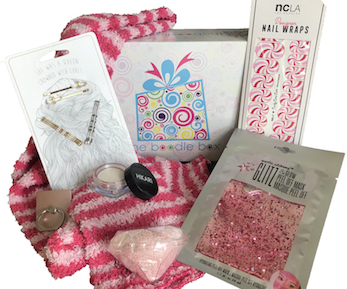 girls subscription box holiday gift BOGO coupon discount